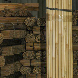 Stokken (Bamboe)